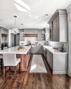 Ideas About Designing The Kitchen.